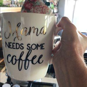 """Threshold Dining - 🍁3/$15 New - """"Mama Needs Coffee""""Mug 6/$25🍁"""